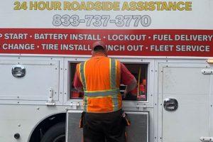 Fuel Delivery in Shirlington Virginia