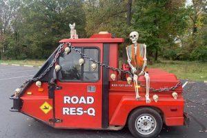 Gas Delivery in Rosslyn Virginia