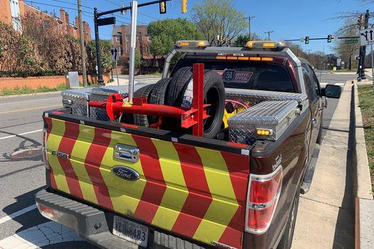 Roadside Assistance-in-Arlington-Virginia