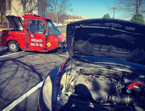 Mobile Battery Service in Alexandria VA