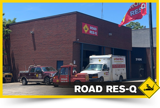 Roadside Assistance in Alexandria VA