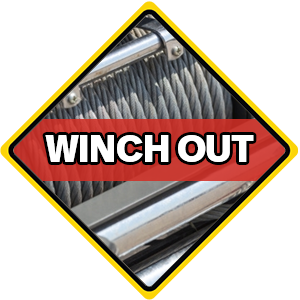 Winch Out Service - Roadside Assistance